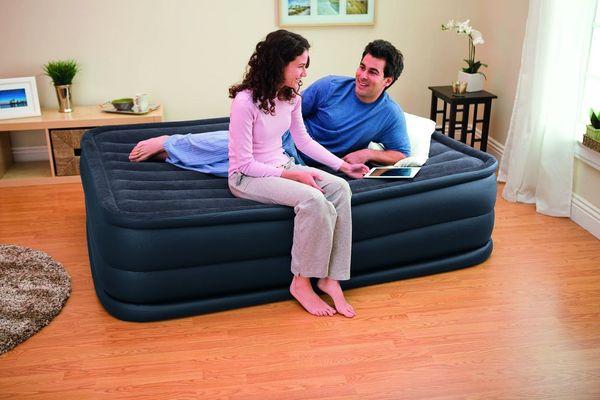 Как купить надувную кровать